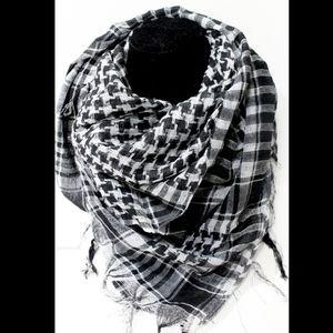 Cotton (Keffiyeh/Shemagh) Scarf